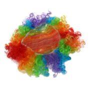 Afro paruka - barevná