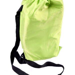 Nafukovací vak Lazy bag jednovrstvý - zelený