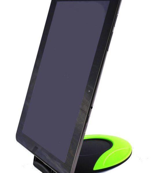 Nano držák pro tablet - zelený