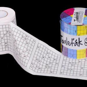 Toaletní papír – Sudoku