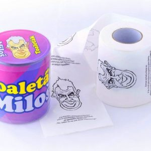 Toaletní papír Miloš