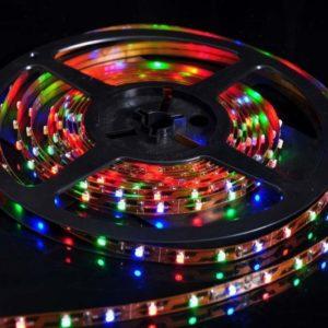 Svítící LED páska 5 m