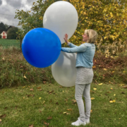 Mega balónek