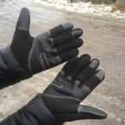Dotykové rukavice - L