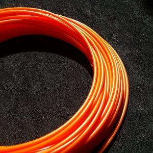 Náplně do 3D pera s LCD displejem - oranžová