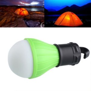 LED žárovka - zelená