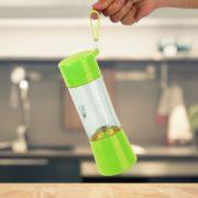 USB smoothie mixér - zelený