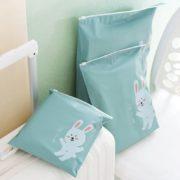 Sada nepromokavých cestovních tašek - zelená