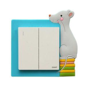 Dekorace na vypínač - myšák