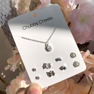 Sada šperků - slunce