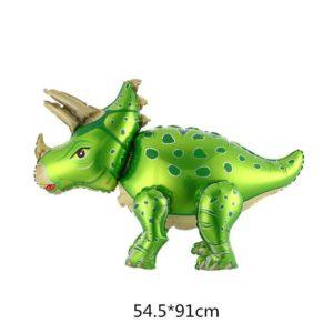 Dinosauří balónek - Triceratops