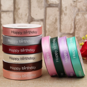 Stuha - Happy Birthday