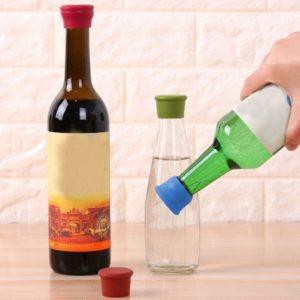 Silikonové víčko na lahev