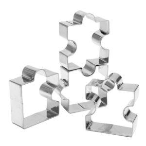 Puzzle vykrajovátka