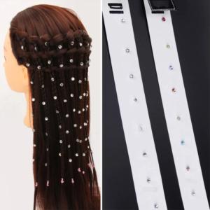 Ozdoby do vlasů s kamínky